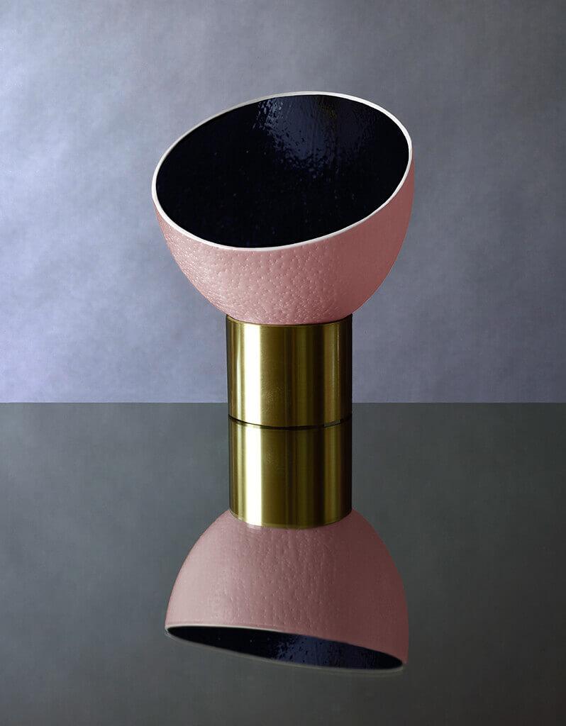 O vessel blush