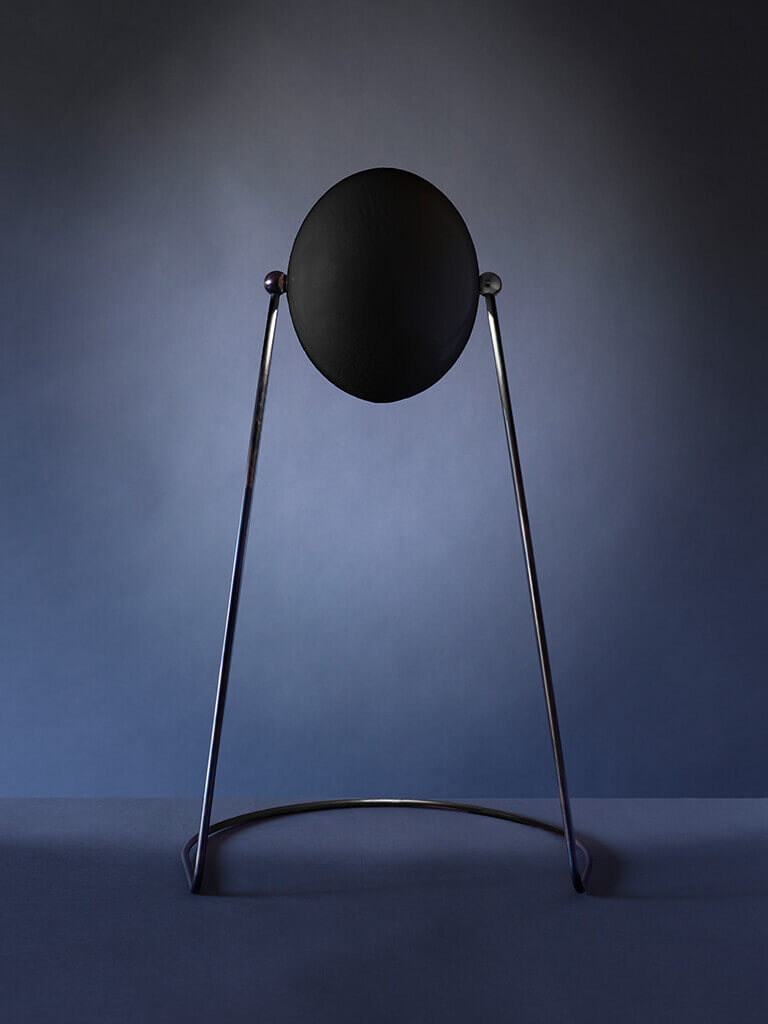 O lamp black