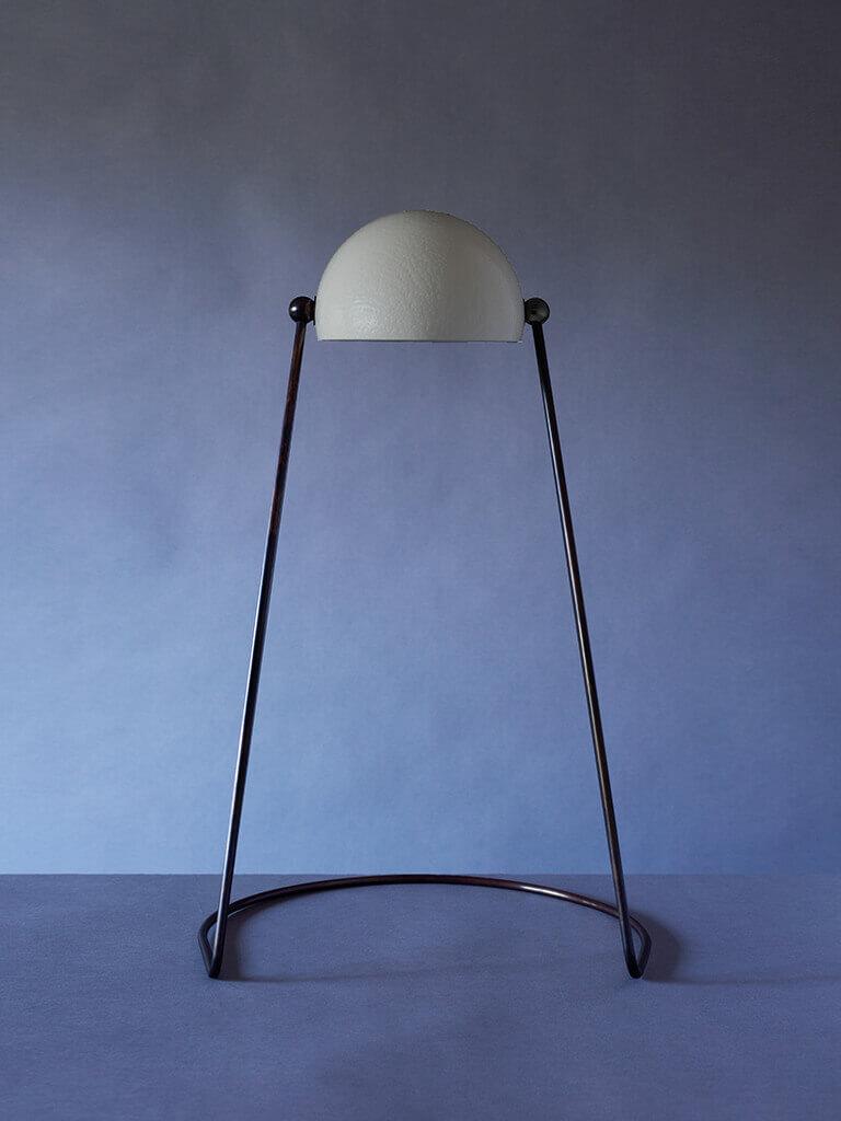 O' lamp white